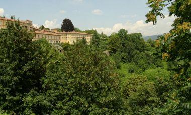 Gradina Botanica Lorenzo Rota din Bergamo