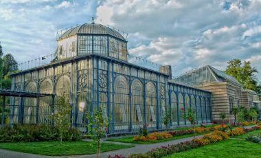 Gradina Botanica si Gradina Zoologica Wilhelma din Stuttgart