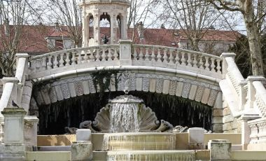 Gradina Darcy din Dijon