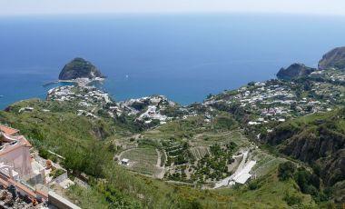 Gradina Poseidon din Insula Ischia