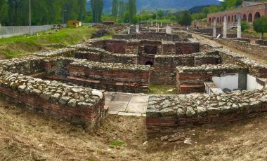 Orasul Antic Heraclea Linkestis din Bitola