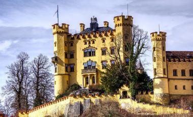 Castelul Medieval din Fussen
