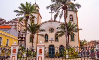 Biserica Maicii Domnului din Luanda
