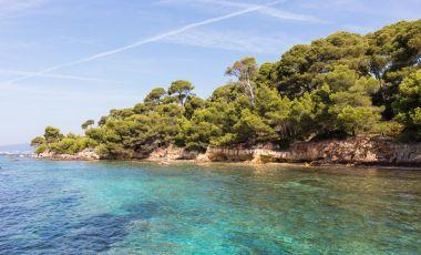 Insula Sfanta Marguerita din Cannes