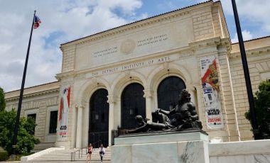 Institutul de Arte din Detroit
