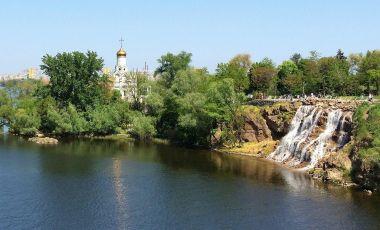 Insula Manastirii din Dnipropetrovsk