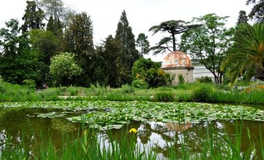 Gradina Botanica din Montpellier