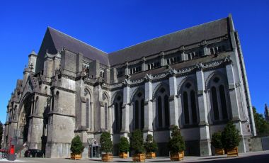 Catedrala Notre Dame de la Treille din Lille