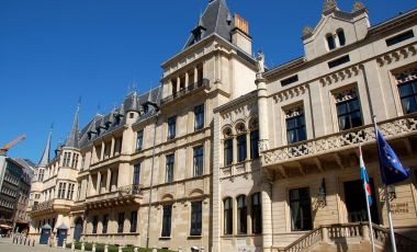 Palatul Marilor Duci din Luxemburg