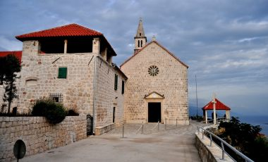 Manastirea Franciscana din Orebic
