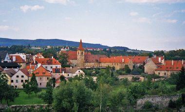 Manastirea Minorita din Cesky Krumlov