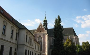 Manastirea si Cripta Capucinilor din Brno
