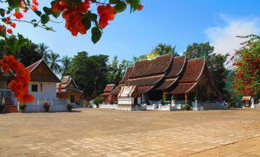 Manastirea Xieng Thong din Luang Prabang