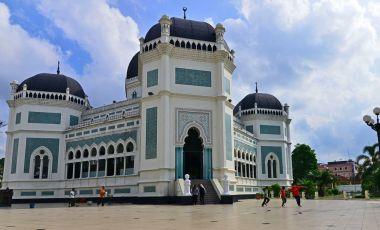 Marea Moschee din Medan