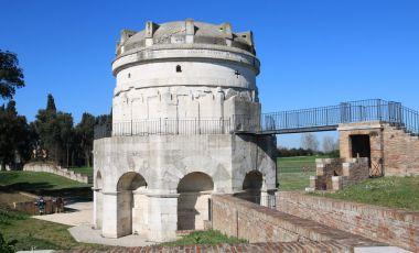 Mausoleul Teodorico din Ravenna