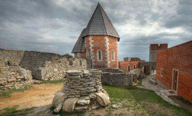 Cetatea Medvedgrad din Zagreb