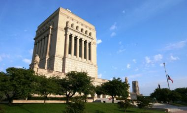 Memorialul Razboiului Mondial din Indianapolis