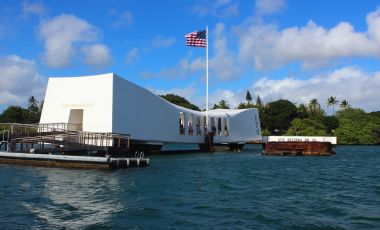 Memorialul USS Arizona din Honolulu