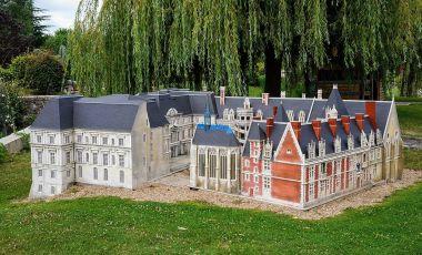 Parcul Castelelor in Miniatura din Amboise