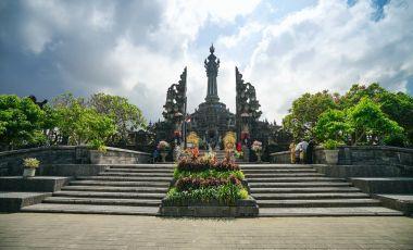 Monumentul Bajra Sandhi din Denpasar