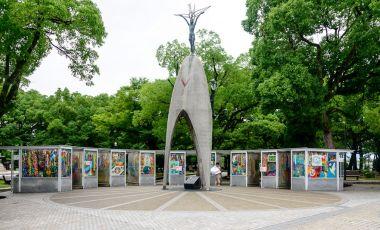 Monumentul Copiilor din Hiroshima