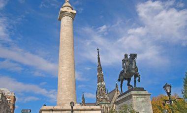 Monumentul Washington din Baltimore