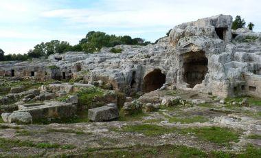 Mormantul lui Arhimede din Siracuza