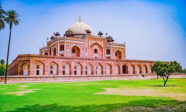 Mormantul Imparatului Humayun din New Delhi