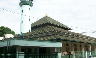 Moscheea Ampel din Surabaya