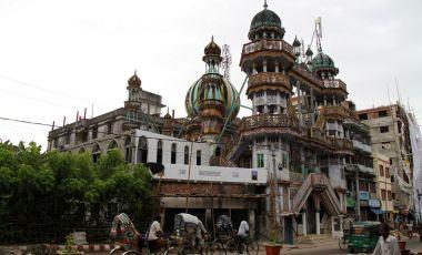 Moscheea Chandanpura din Chittagong