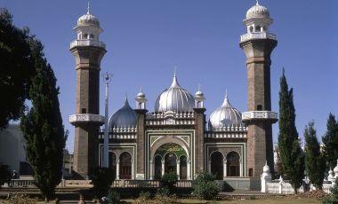 Moscheea Jamia din Nairobi