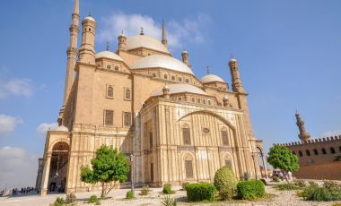 Moscheea lui Mohammad Ali din Cairo