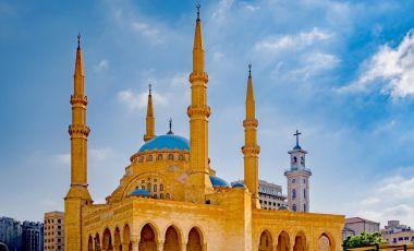 Moscheea Mohammed Al-Amin din Beirut