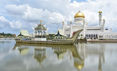Moscheea Omar Ali Saifuddien din Bandar