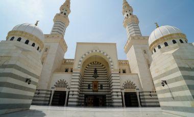 Moscheea Sfanta din Mecca