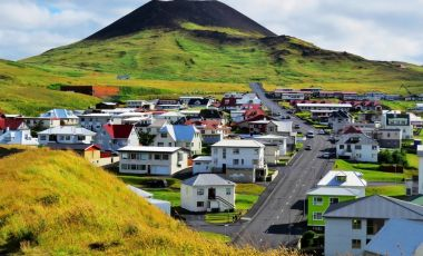 Muzeul de Istorie Naturala din Vestmannaeyjar
