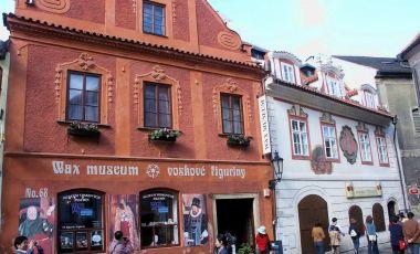 Muzeul Figurilor de Ceara din Cesky Krumlov