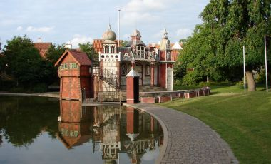 Muzeul Hans Christian Andersen din Odense
