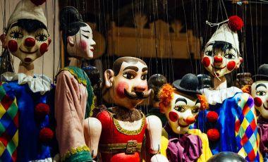 Muzeul Marionetelor din Cesky Krumlov
