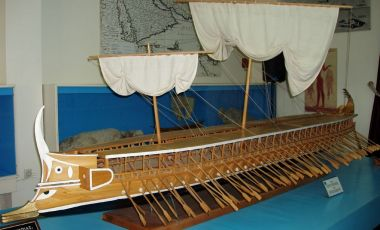 Muzeul Maritim Elen din Pireu
