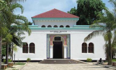 Muzeul National din Dar es Salaam