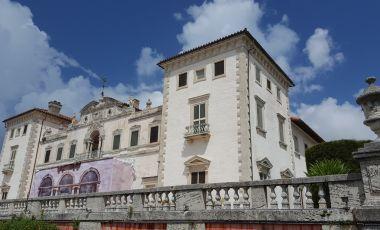 Muzeul Vizcaya din Miami