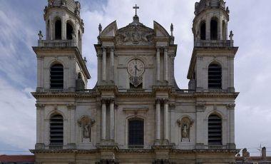 Catedrala Notre Dame de l'Annonciation si Saint Sigisbert din Nancy