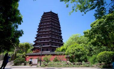 Pagoda celor Sase Armonii din Hangzhou