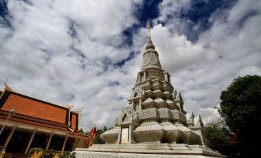 Pagoda de Argint din Phnom Penh