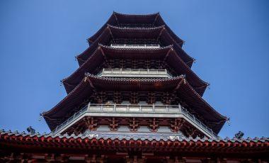 Pagoda Leifeng din Hangzhou