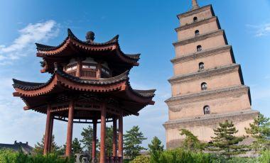 Pagoda Marea Gasca din Xian