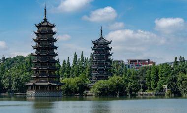 Pagoda Soarelui din Guilin