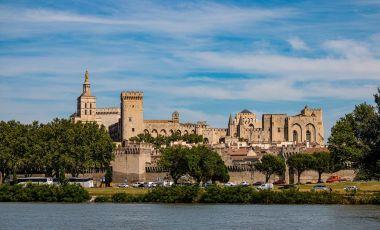 Palatul Papilor din Avignon