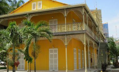 Palatul Ferro din Luanda